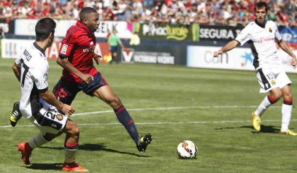 Mallorca - Osasuna: los bermellones se la juegan