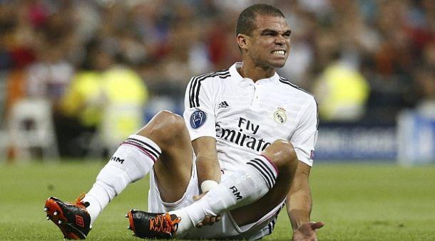 رسميا بيبي سيغيب عن مباراة ريال مدريد ضد فياريال