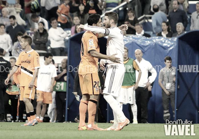 Real Madrid - Nápoles y Valencia - Real Madrid, declarados de alto riesgo