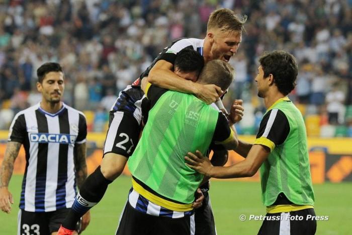 Udinese - Avanti così