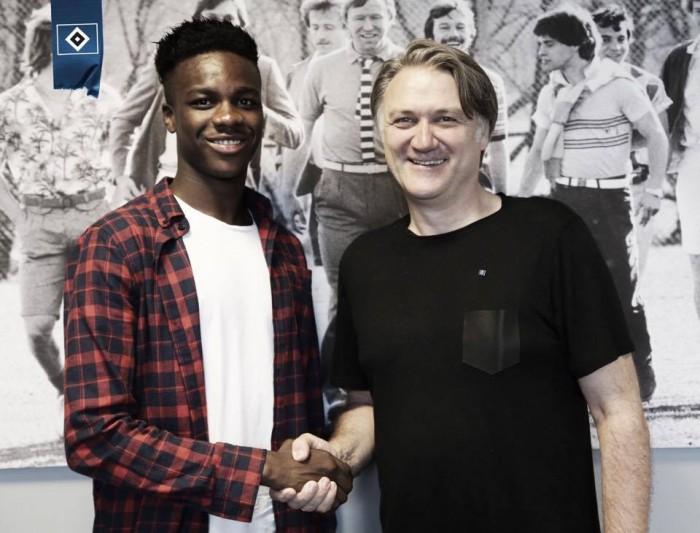 HSV verlängert mit Gideon Jung