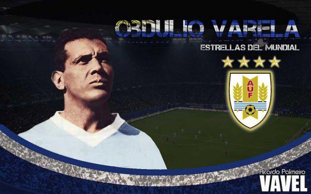Estrellas de los Mundiales: Obdulio Varela