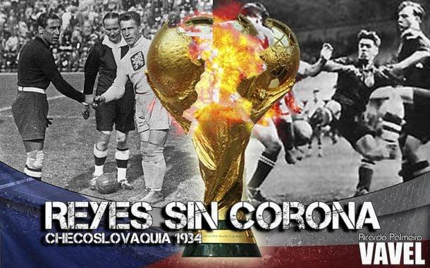 Reyes sin corona: Checoslovaquia 1934