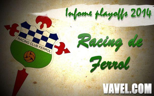 Informe VAVEL playoffs 2014: Racing Club de Ferrol