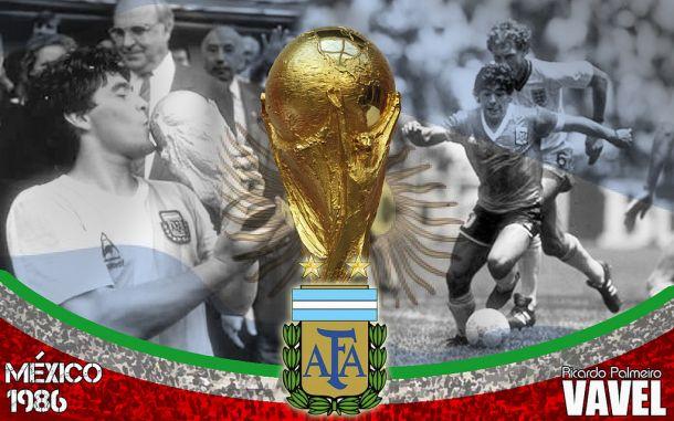 Historia de los Mundiales: México 1986