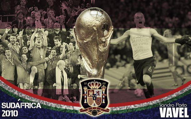 Historia de los Mundiales: Sudáfrica 2010