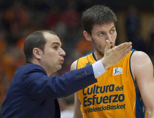 """Carles Duran: """"El equipo ha estado de diez"""""""