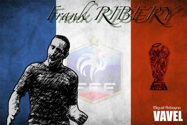 Perfil Brasil 2014: Frank Ribéry