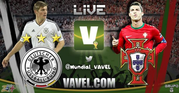 Germany v Portugal Live and Score of 2014 World Cup   VAVEL.com
