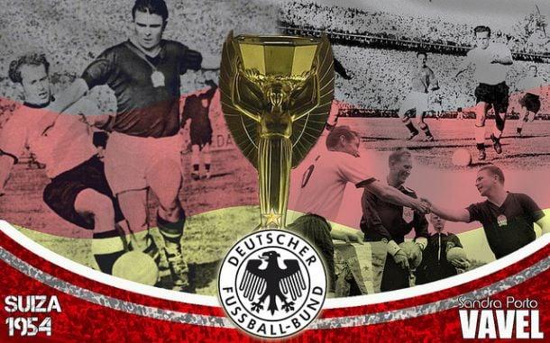 Historia de los Mundiales: Suiza 1954