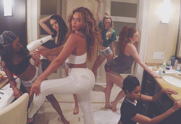 7/11, el nuevo videoclip de Beyoncé