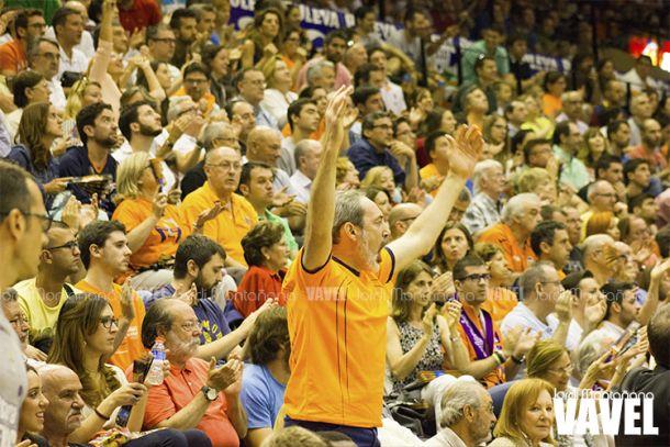 Valencia Basket consigue llegar a los 7.000 abonados