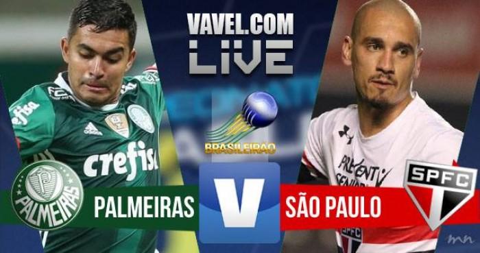 Resultado Palmeiras x São Paulo no Campeonato Brasileiro 2016 (2-1)