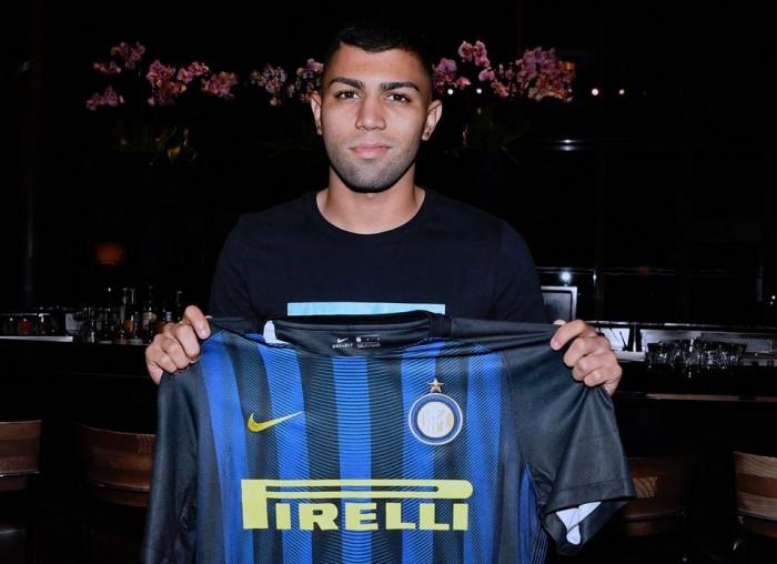 """Gabigol: """"Essere all'Inter è un sogno che si realizza...."""""""