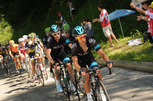Tour de France en direct live 2013: la 9e étape