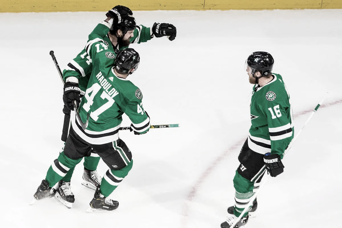 Dallas Stars a un paso de la final