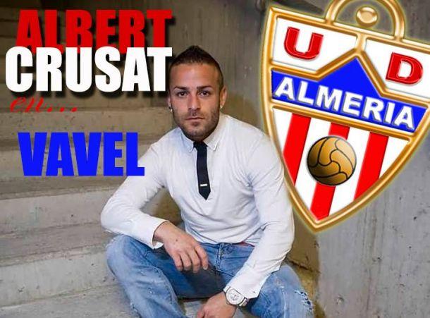 """Entrevista a Albert Crusat: """"Ojalá vuelva algún día"""""""