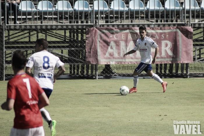 """Alejandro Roy: """"Hemos sacado tres puntos merecidos"""""""