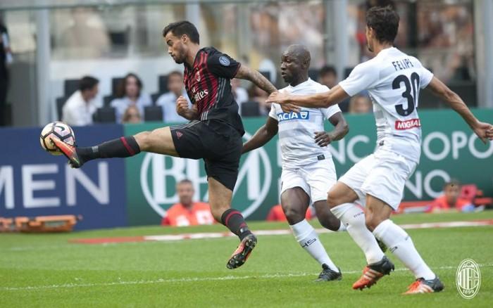 Serie A - L'Udinese sbanca di nuovo San Siro dopo otto anni (0-1)