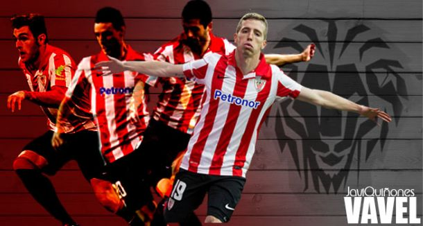Athletic 2013-2014: delanteros