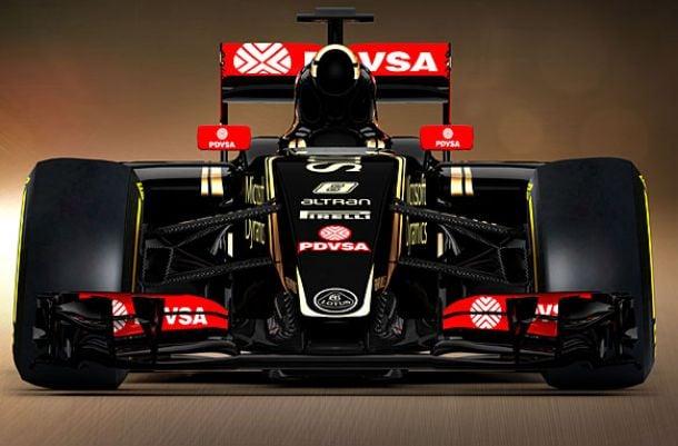 Tour d'horizon pré-saison 2015 : Lotus F1 Team