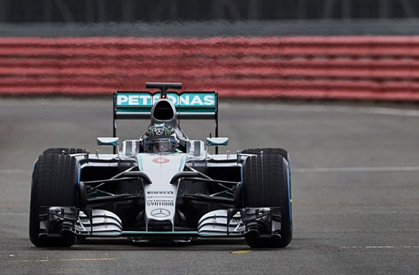 Tour d'horizon pré-saison 2015 : Mercedes AMG Petronas F1 Team