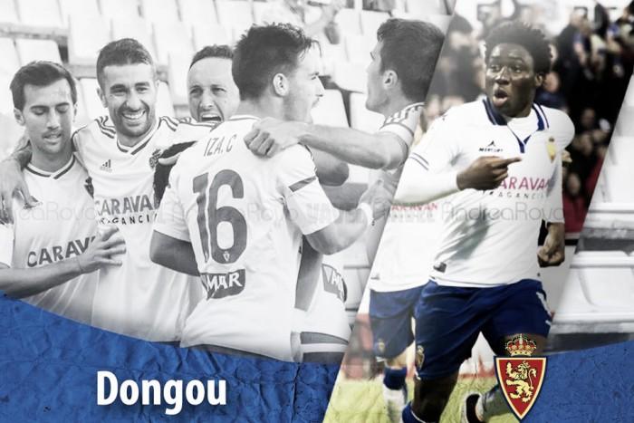 Real Zaragoza 2016/2017: Jean Marie Dongou