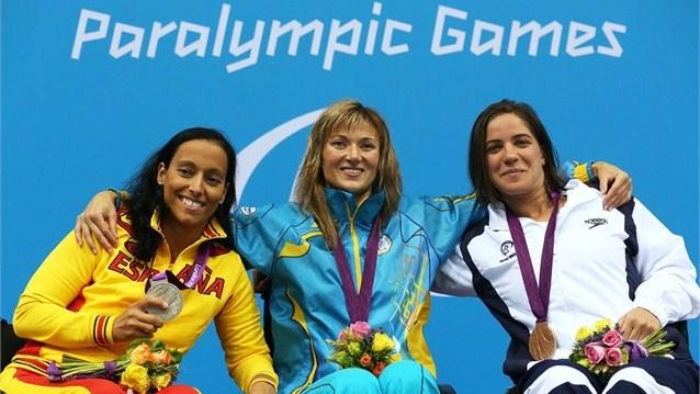 Juegos Paralímpicos: Teresa Perales hace historia tras lograr la plata en los 50 metros libres
