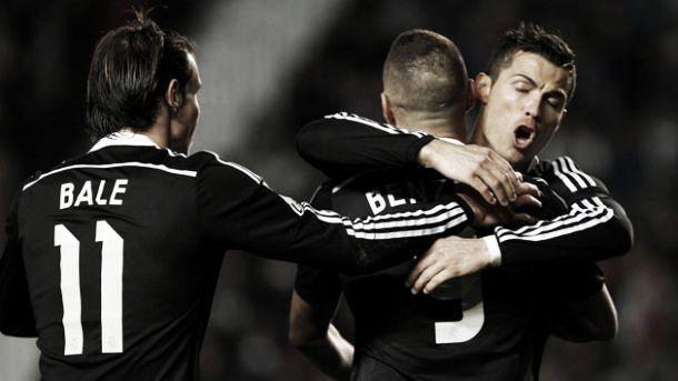 Benzema-Ronaldo, il Real vince e torna a +4 sul Barça