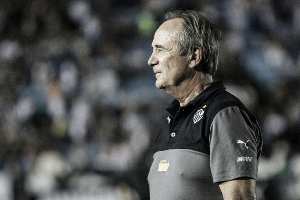 """Levir critica chances perdidas: """"Faltou competência na finalização"""""""