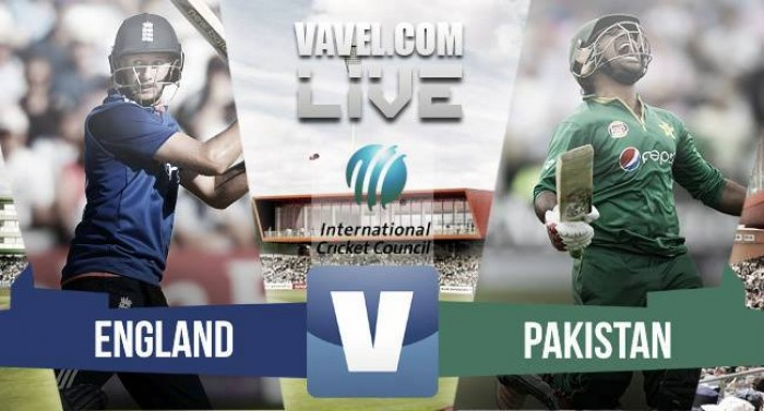 Pakistan thrash England to end the tour on a high