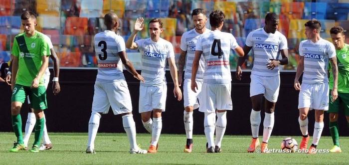 Udinese - Buone indicazioni dall'amichevole