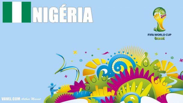 En route vers le Brésil : Le Nigéria [18/32]