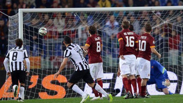 Keita risponde a Tevez, pari tra Juventus e Roma