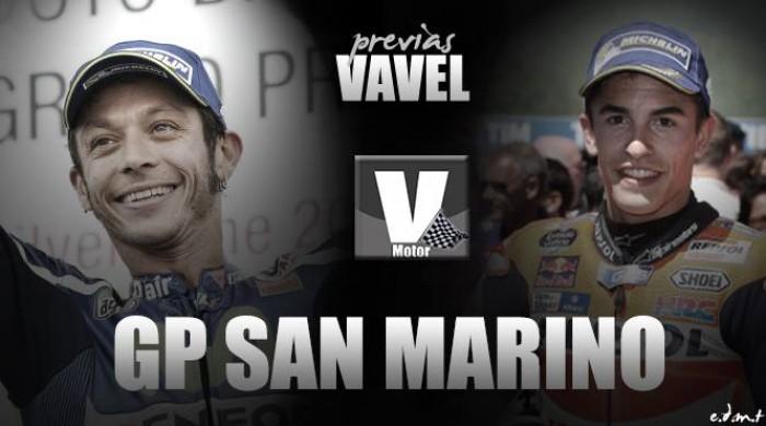 Descubre el Gran Premio de San Marino de MotoGP 2016