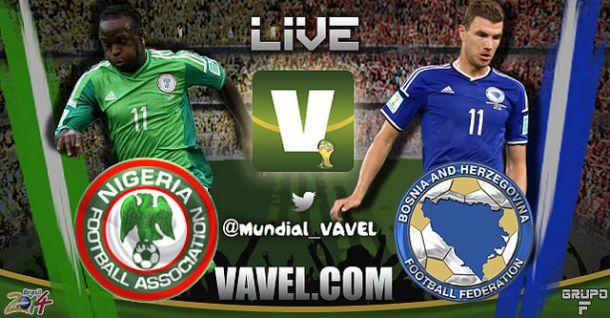 Mundial 2014  Nigeria - Bosnia directo - VAVEL.com 98ac469b03901