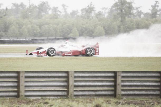 Juan Pablo Montoya finalizó quinto en el GP de Louisiana