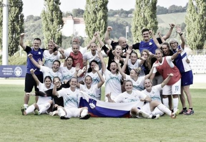 2017 UEFA Women's under-19 Championship - Qualifying round: Slovenia first to secure spot in elite round
