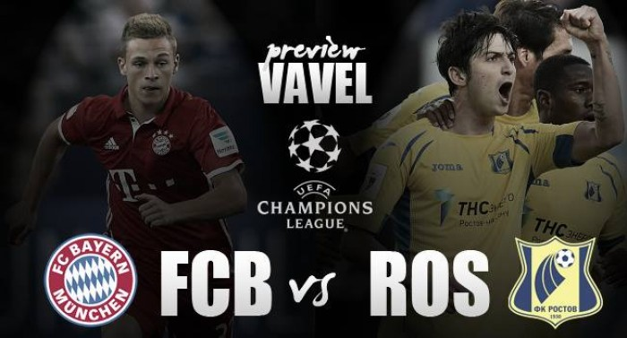 Bayern Munich vs FC Rostov Preview: Ancelotti's men begin pursuit of the elusive big prize