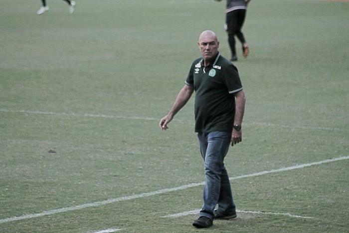 Auxiliar da Chapecoense, Almir Domingues considera justo empate contra Santa Cruz