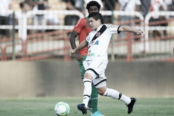 Confiante, Diego Renan diz que Vasco irá subir para a Série A