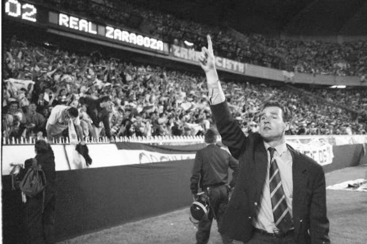 Víctor Fernández, una nueva esperanza en Zaragoza