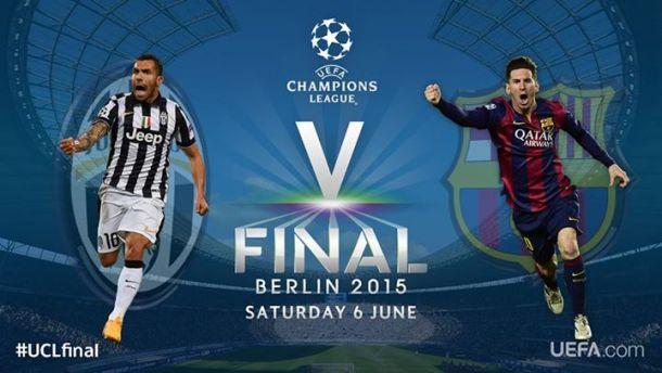 Champions League, Juventus - Barcellona comincia sui social