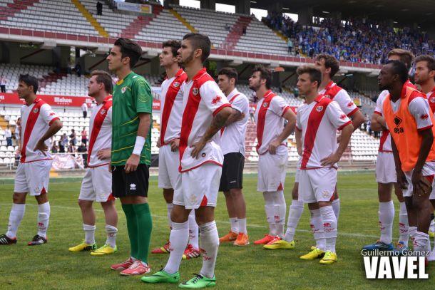 Rayo B 0 - 1 Linares: el filial se queda sin marcar el día que más lo necesita