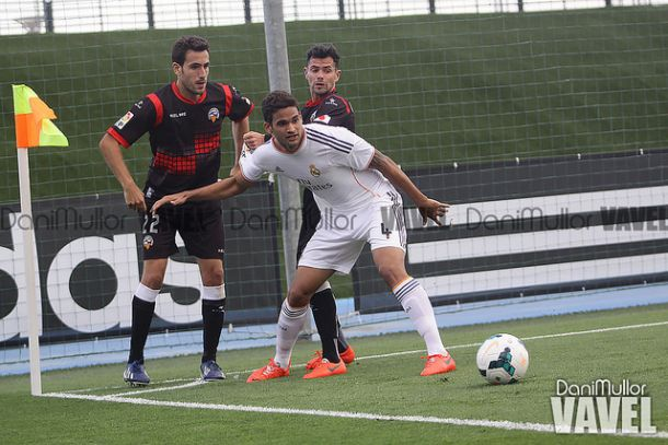 Willian José llega cedido al Real Zaragoza