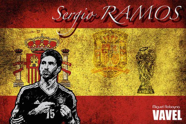 Perfil Brasil 2014: Sergio Ramos