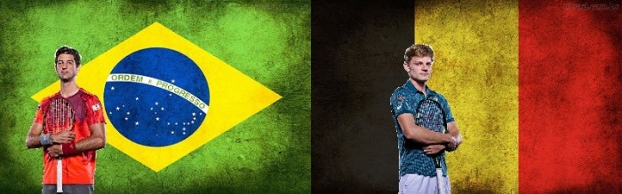 Copa Davis 2016: Brasil enfrenta Bélgica fora de casa em busca da vaga no Grupo Mundial
