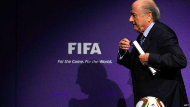 La FIFA y su pirámide de la corrupción