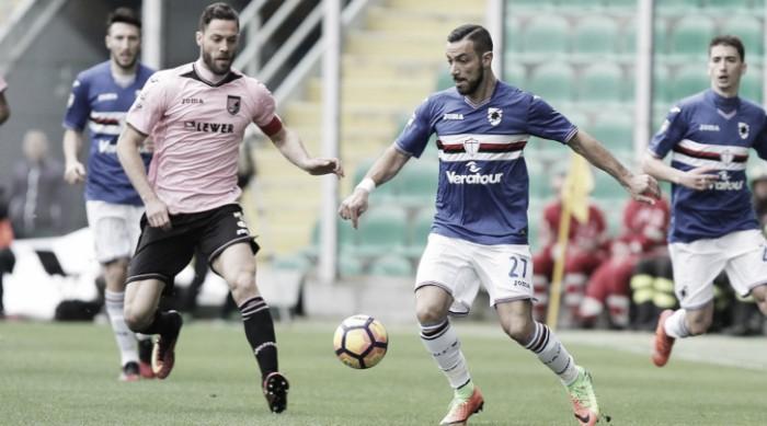 Palermo: si lavora in vista del Milan, Lopez pensa a Trajkovski dal 1'