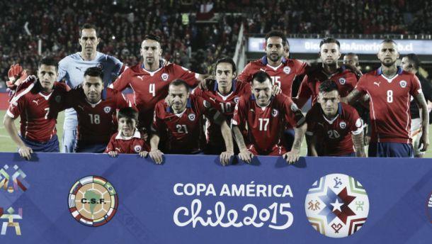 Análisis línea por línea de Chile en Copa América 2015